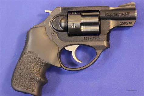 Ruger Lcrx .38 Special +p