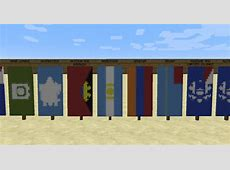 Flags of the World Banners Creative Mode Minecraft