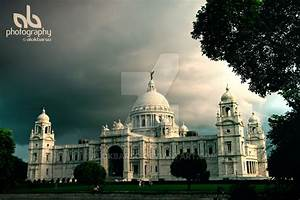 Victoria Memorial at Kolkata by alokbarso on DeviantArt