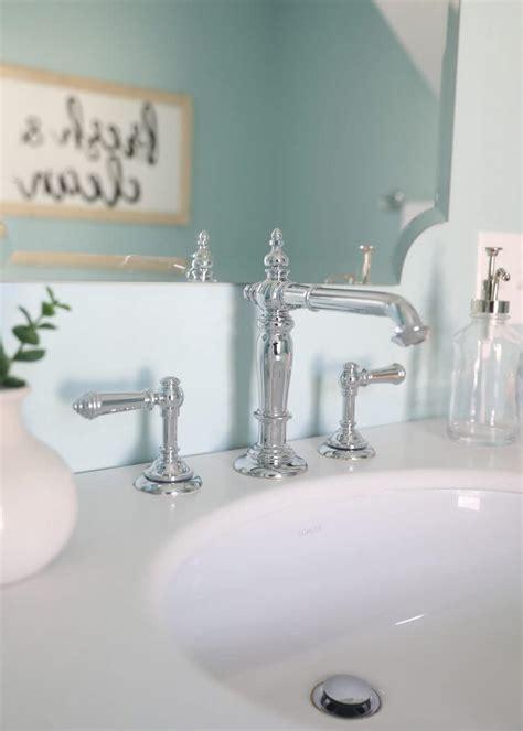 fixer upper bathroom   afters  heart nap time