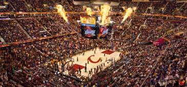 it s opening cavs to tip 2013 14 season at the q the official site of the