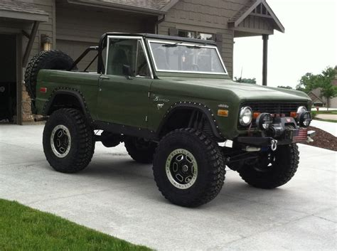 old bronco jeep classic early ford bronco bad bronco 39 s pinterest