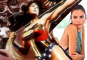 Gal Gadot is Wonder Woman in 'Man of Steel 2/Batman vs ...