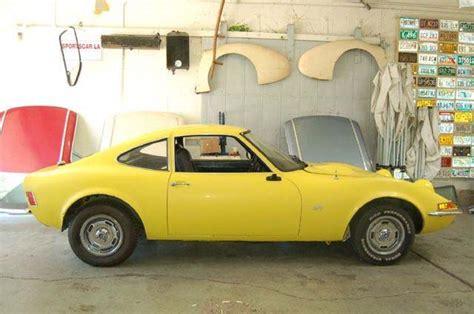 70 Opel Gt by 70 Opel Gt