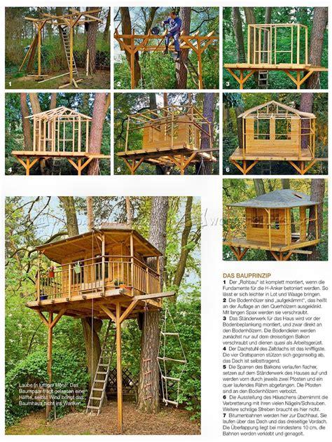 diy treehouse woodarchivist