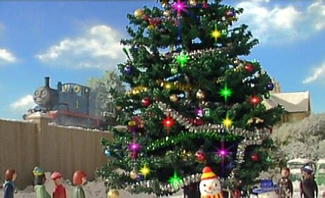 christmas thomas trains thomas the tank engine christmas episode accused of being