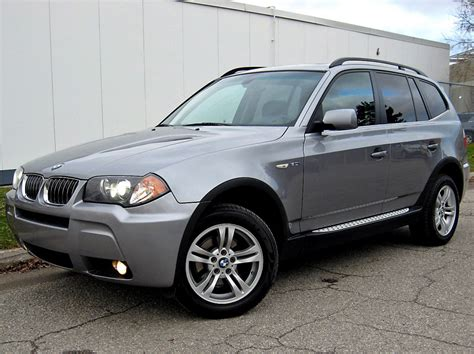 Bmw X3 Picture by 2006 Bmw X3 Pictures Cargurus