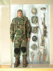 Navy SEAL Mountain Ops Figure