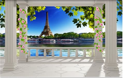 wallpaper custom photo  woven mural wall stickers