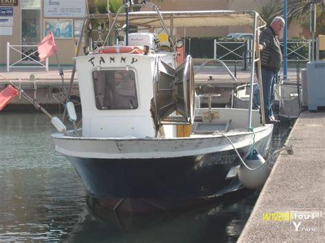 bateau de p 234 che professionnel bormes les mimosas 83230