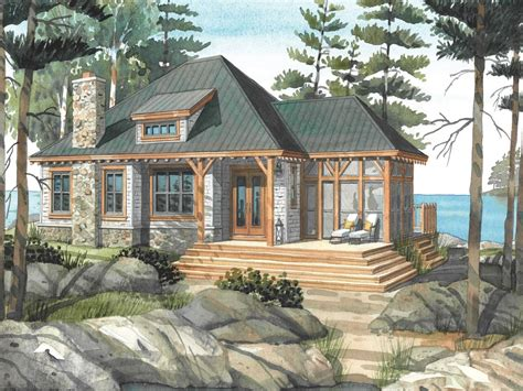 cabin plans and designs cottage home design plans small retirement home plans