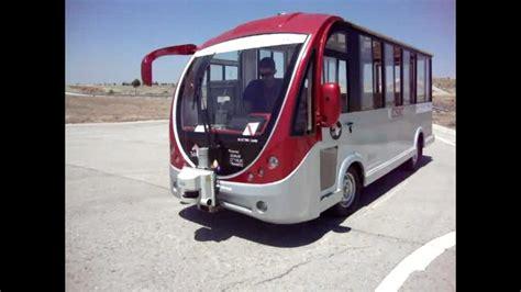 Iv'12 Demo Of An Autonomous Electric Mini-bus (2)