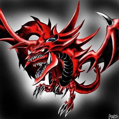 Slifer Dragon Sky Yu Gi Oh Demon
