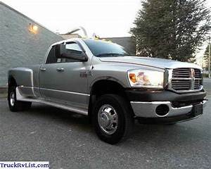 2009 Dodge Ram 3500 Dually 4x4 Manual 6