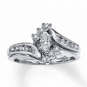 Stylish Kay Jewelers Wedding Band Sets