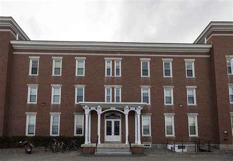 john bertram hall residence life health education bates college