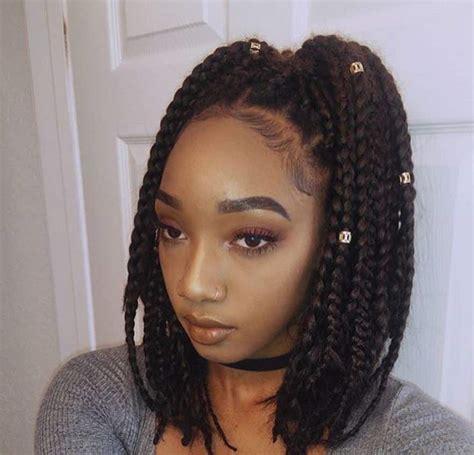 bob braids     chic hairstyles
