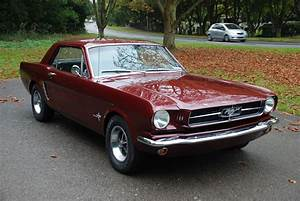 """SOLD: """"Anna"""" 1965 Ford Mustang 289 V8 Auto Coupe - Essex Mustang Centre"""