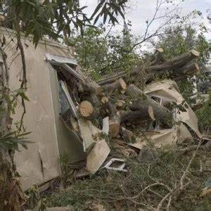 Hurricane-Force Storm Causes Damage In Midwest, Heads East ...