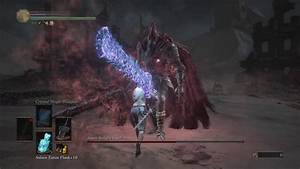 Crystal Magic Fume Ultra Greatsword Vs Slave Knight Gael