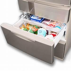 MR-EX562 multi drawer refrigerator - Mitsubishi Electric ...