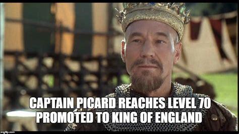 Patrick Stewart Meme Generator - patrick stewart in robin hood men in tights imgflip
