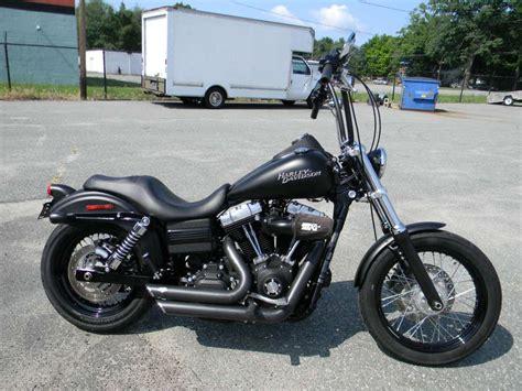 2012 Harley-davidson Fxdb Dyna Street Bob Photos