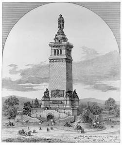 30 Vintage Photos and Designs of the Washington Monument ...