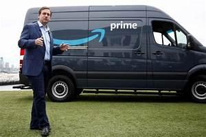 Amazon rolls out delivery van program for entrepreneurs