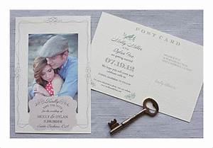 beautiful ideas save the date postcard template vintage With vintage save the date templates free