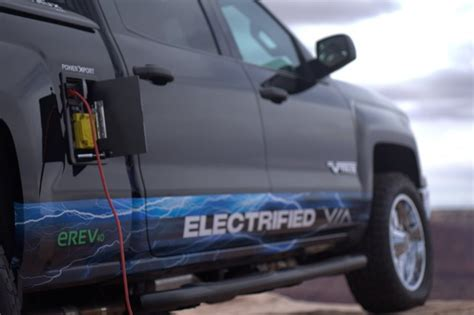 Via's Plug-In Hybrid Trucks Will Sell 50,000 A Year By ...
