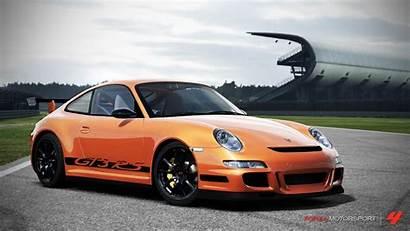 Forza Gt3 Porsche 911 Motorsport 2007 Wallpapers