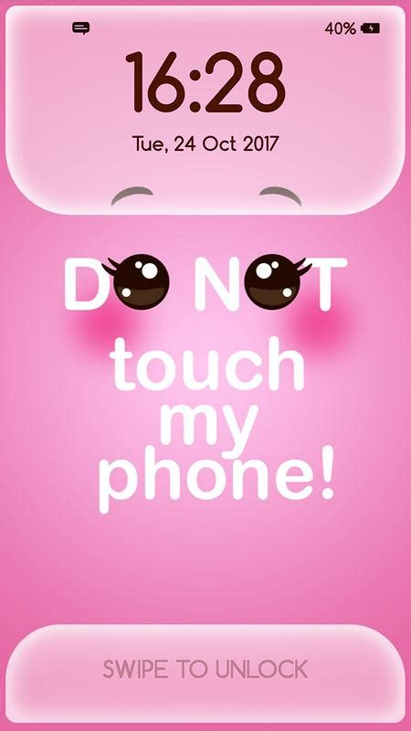 Attitude Lock Screen Wallpaper by Girly Lock Screen Wallpaper With Quotes For Android Apk