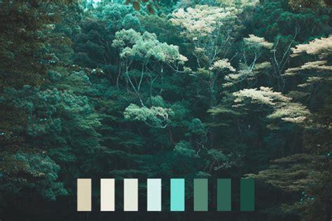 landscape color palette landscape colors nature light blue color palette dark green natural palette landscape palette