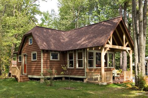 Small Cabin Bathroom Ideas by Adirondack Camp Renovations