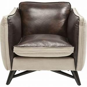 Kare Design Sessel : sessel fashionista hvilestol med l rred og koskind cool ~ Eleganceandgraceweddings.com Haus und Dekorationen
