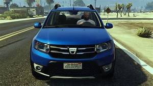 Probleme Dacia Sandero Stepway : dacia sandero stepway 2014 vehicules pour gta v sur gta modding ~ Medecine-chirurgie-esthetiques.com Avis de Voitures