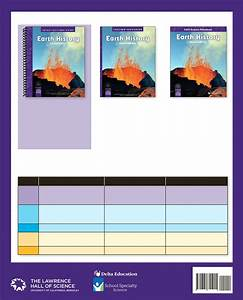 Foss Earth History Investigations Guide  2nd Edition