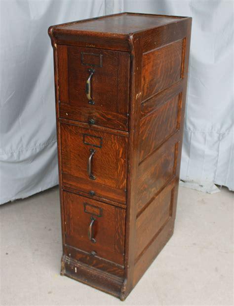 bargain johns antiques antique oak file cabinet