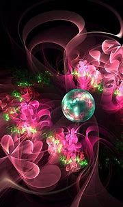 Colorful Neon & Abstract | Fractal art, Fractals, Art ...