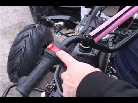 chinese atv maintenance video  chinese quad  wheelers