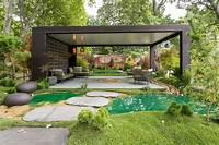 backyard landscape plans Gallery - Melbourne International Flower & Garden Show