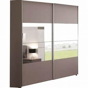 Porte Coulissante Miroir Placard : petite porte coulissante placard porte placard ~ Premium-room.com Idées de Décoration