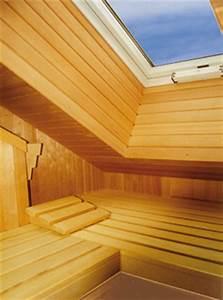 Sauna Unter Dachschräge : wellness erlebnis auch unter der dachschr ge bemberg sauna gmbh co kg pressemitteilung ~ Sanjose-hotels-ca.com Haus und Dekorationen