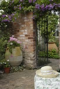 English Country Garden Gate