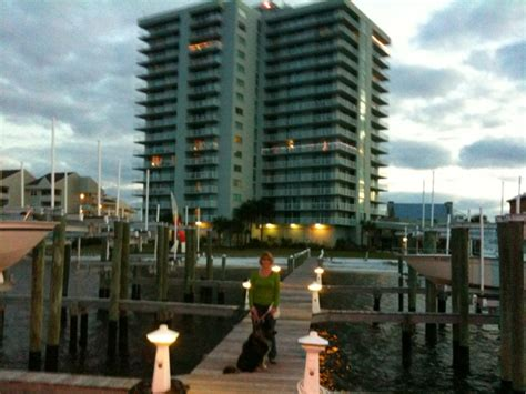 Boat Wraps Pensacola Fl by Luxury Condo With Wrap Around Balcony At Tristan Towers On
