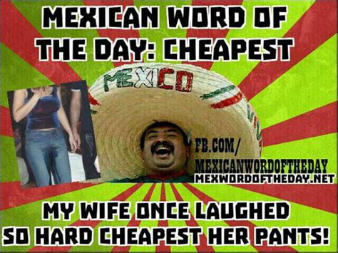 mexican word   day big tunas daily laugh  investors hangout