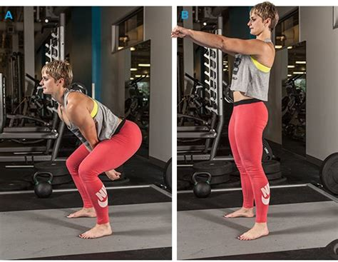Correct Kettlebell Swing by Back Causes Correct Kettlebell Swing Form Ripped