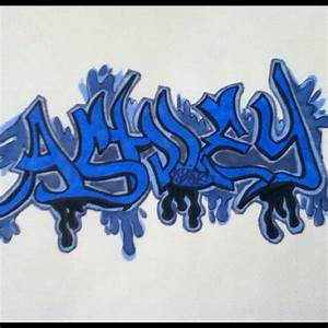 Graffiti ( Ashley ) | Flickr - Photo Sharing!