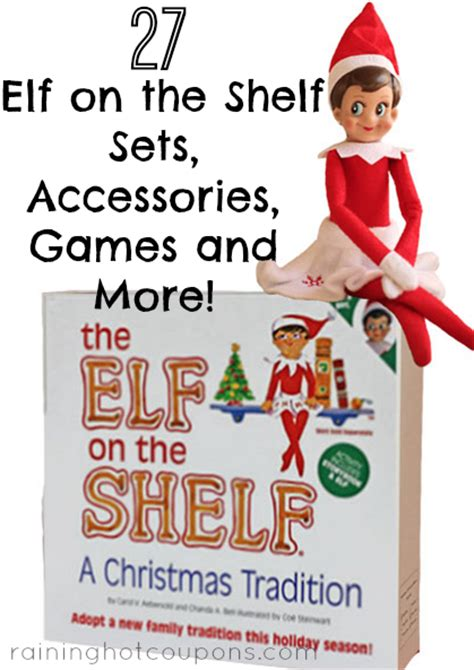 on the shelf accessories 27 on the shelf sets accessories and more